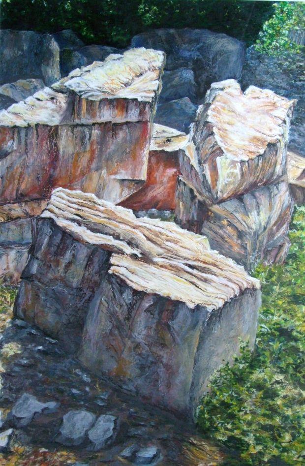 Steine im Sonnenschein, 2010