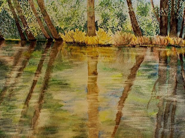 Im Spreewald I, 1999