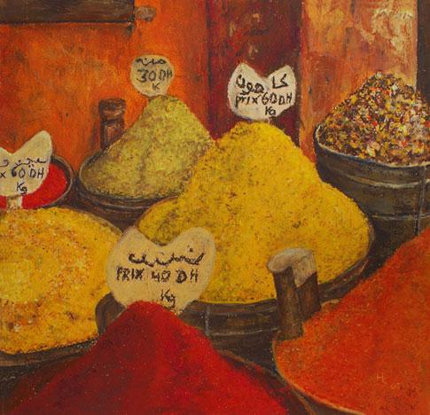 Marrakesch, 2005